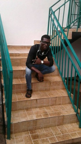 Alfred Prince, 20, Freetown