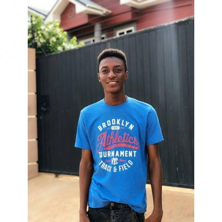 Lawrence McCarthy, 20, Accra