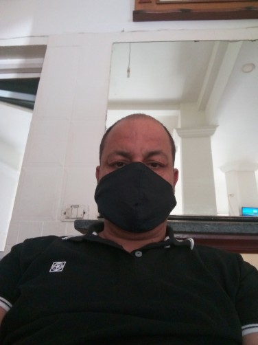 Abed, 48, Tunis