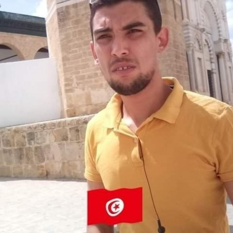 Yousef, 28, Sousse