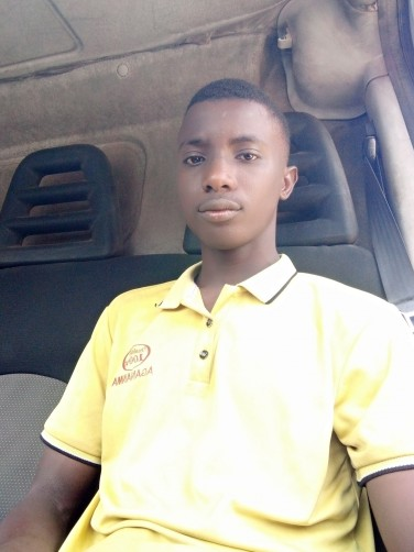 Abdoulaye, 21, Thies