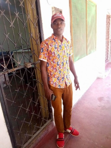 Peter, 22, Busia