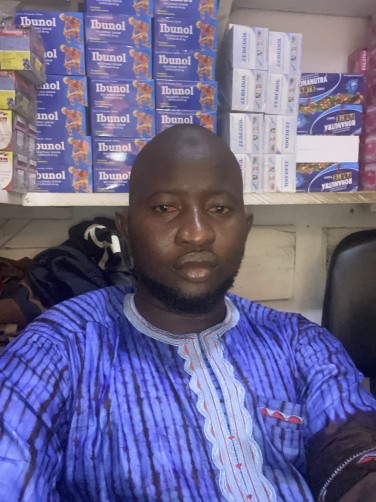 Traore, 35, Conakry